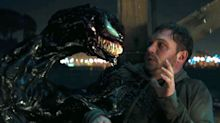 Tom Hardy and Andy Serkis are really bonding on 'Venom 2'