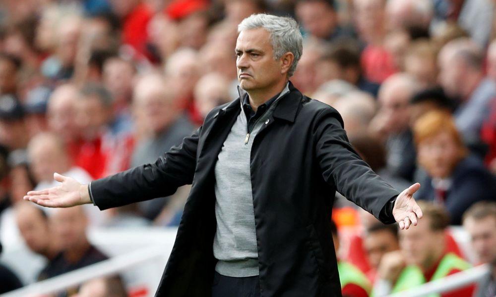 José Mourinho heaps praise on the 'special' ones at Paris Saint-Germain