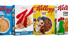 Kellogg's pledges to slash salt and sugar in children's cereals by end of 2022