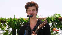 Shawn Mendes performs 'There's Nothing Holdin' Me Back'