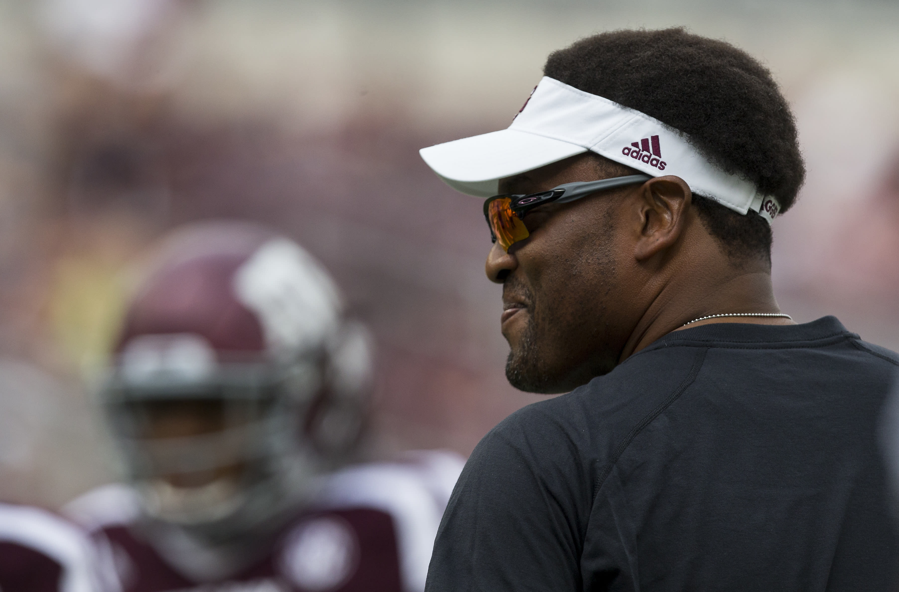 Former Texas A&M AD claims he had no say in terms of Kevin ...