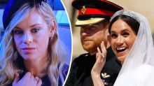 Harry's ex Chelsy Davy becomes unlikely royal wedding star