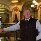 Congresswoman's husband takes heat for displaying decal of militia tied to Capitol riot