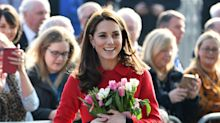 Duke and Duchess of Cambridge pay surprise visit to Northern Ireland