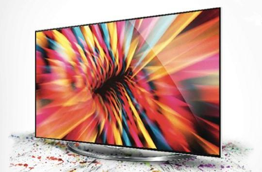 Hisense previews 2013 TV lineup that includes a 110-inch 4K set, Google TV and glasses-free 3D