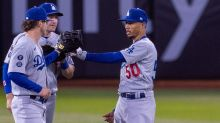 Dodgers' Mookie Betts makes insane game-winning catch vs. Padres
