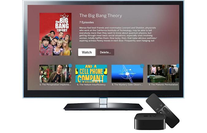 Tablo gives your Apple TV a DVR for live video
