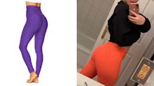 'Holy bum!': Amazon's bestselling leggings 'lift' and 'hug' all the right places for only $18