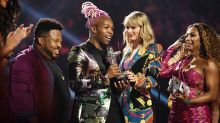 Todrick Hall Delivers Moving Words for Taylor Swift While Helping Her Accept Award at 2019 MTV VMAs