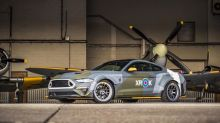 One-off Eagle Squadron Mustang delivered to new owner at Dream Cruise
