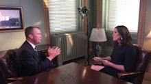 Budget director Mick Mulvaney on deficits and lowering the corporate tax rate