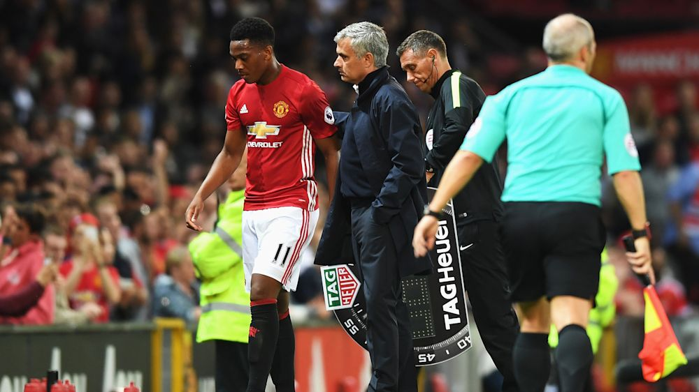 Mourinho: Martial muss tun, was ich von ihm verlange