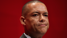 """Labour MP Clive Lewis apologises for telling man to 'get on your knees b----"""""""
