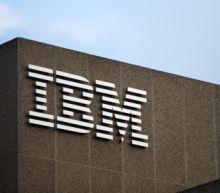 IBM Stock Rises 5%