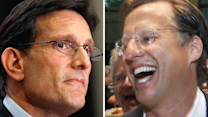 Eric Cantor defeated in primary by Tea Party challenger