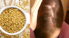Treat pimples  that occur in your head, there will not be any trouble again