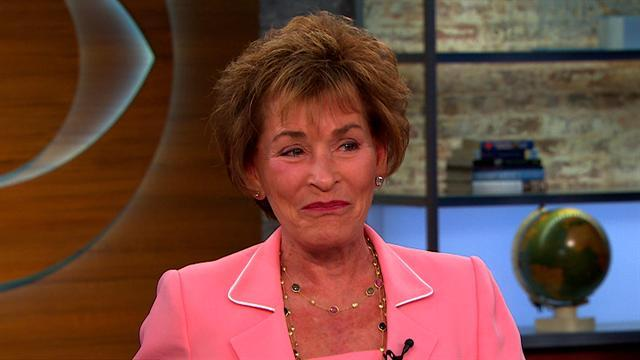 Judge Judy on her new book