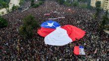 Organizaciones sociales ganan terreno en Chile ante ausencia de líderes en protestas