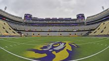 LSU football scheduled for nighttime kickoff at home against Missouri