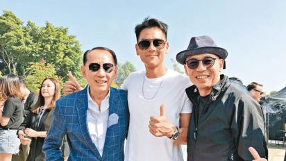 Dante Lam's new movie begins production