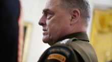 Military leaders quarantined after official tests positive
