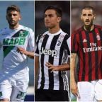 Serie A 2017-18: Shock signing Bonucci, Juve star Dybala - five stars to watch