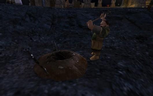 The Road to Mordor: Treasure hunting!
