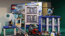 Lego pauses marketing its police-themed playsets 'in response to events in the U.S.'