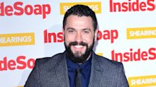 Shayne Ward scoops Inside Soap Award after being 'really hurt' by National Television Awards snub