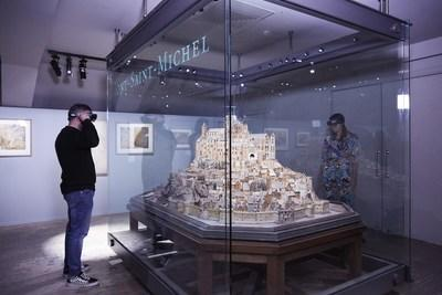 Seventeenth century French artifact arrives in Seattle for an immersive exhibition, powered by Microsoft