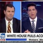 Fox News' Jesse Watters Says Jim Acosta Is Acting Like 'The Rosa Parks Of The Press Corps'