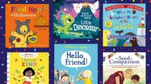 The best books to read your children in 2020, from Julia Donaldson's 'The Go-Away Bird' to the Dalai Lama's 'The Seed of Compassion'