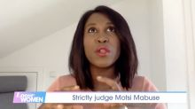 'Strictly' judge Motsi Mabuse emotionally recalls tough childhood under apartheid