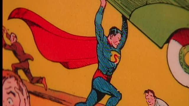 Superman exhibit finds new fans with statue erected at CLE