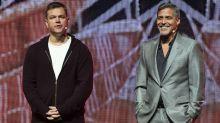 George Clooney talks twins, Matt Damon's 'Dad Bod' in new film