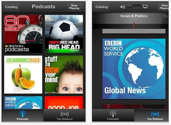 Apple releases its own Podcasts app for iOS devices