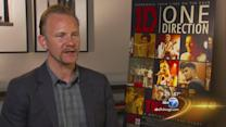 Morgan Spurlock on directing One Direction documentary