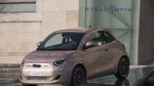 Fiat and PSA-merged car group Stellantis enjoys surging sales post merger