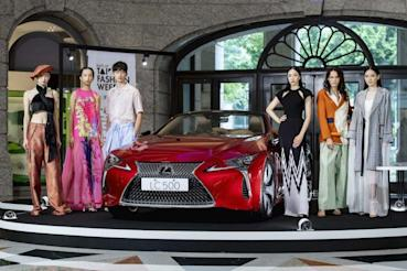 LEXUS再度贊助 2020臺北時裝週 X VOGUE Fashion's Night Out、LC500 Convertible 共襄盛舉!