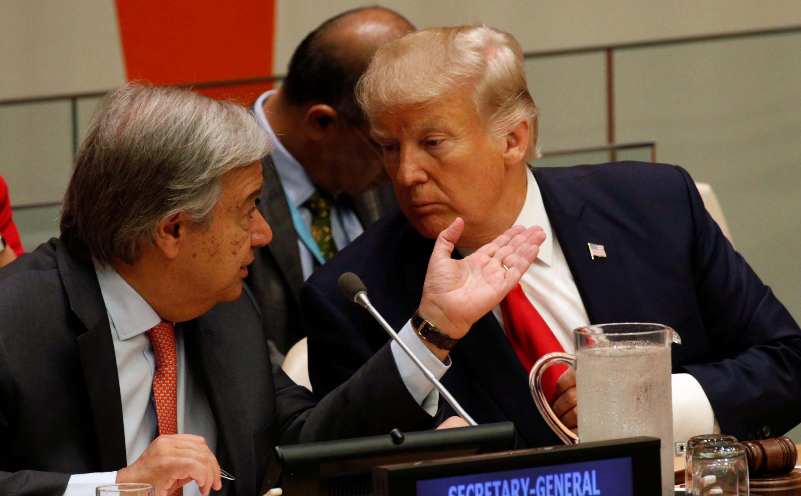 Venezuela Calls Donald Trump's Rhetoric 'Racist and Supremacist' After U.N. Speech
