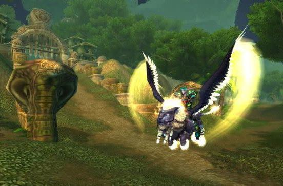 Winged Guardian mount 33% off in EU (updated)