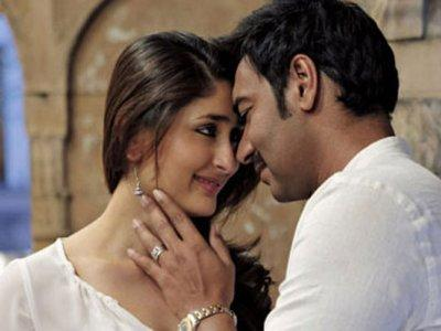 Kareena Kapoor refuses to be intimate with Ajay Devgn