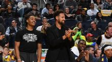 What Jordan Poole learned from Klay Thompson in Warriors minicamp bubble