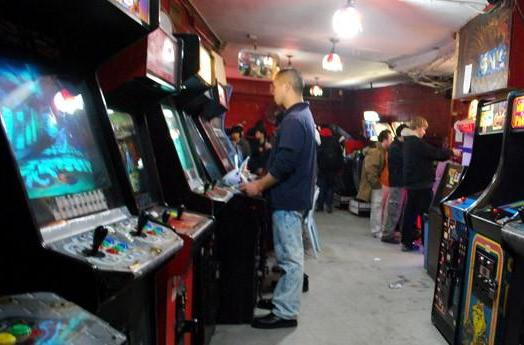 NYC's last great arcade documented in 'Arcade: The Last Night at Chinatown Fair'