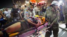 Car plows into crowd along Brazil's Copacabana beach, killing baby