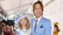 Anna Nicole Smith's Daughter Dannielynn Makes Adorable Appearance at Kentucky Derby: Pics