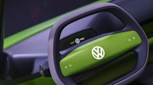 VW Is Closing in on Ford Deal on Electric, Autonomous Cars