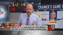 Cramer's game plan: Bargains may not be enough to attract buyers