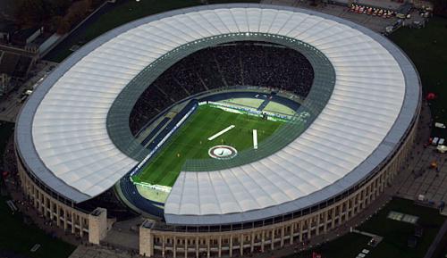 Bundesliga: Hertha: Stadionbau weiterhin problematisch