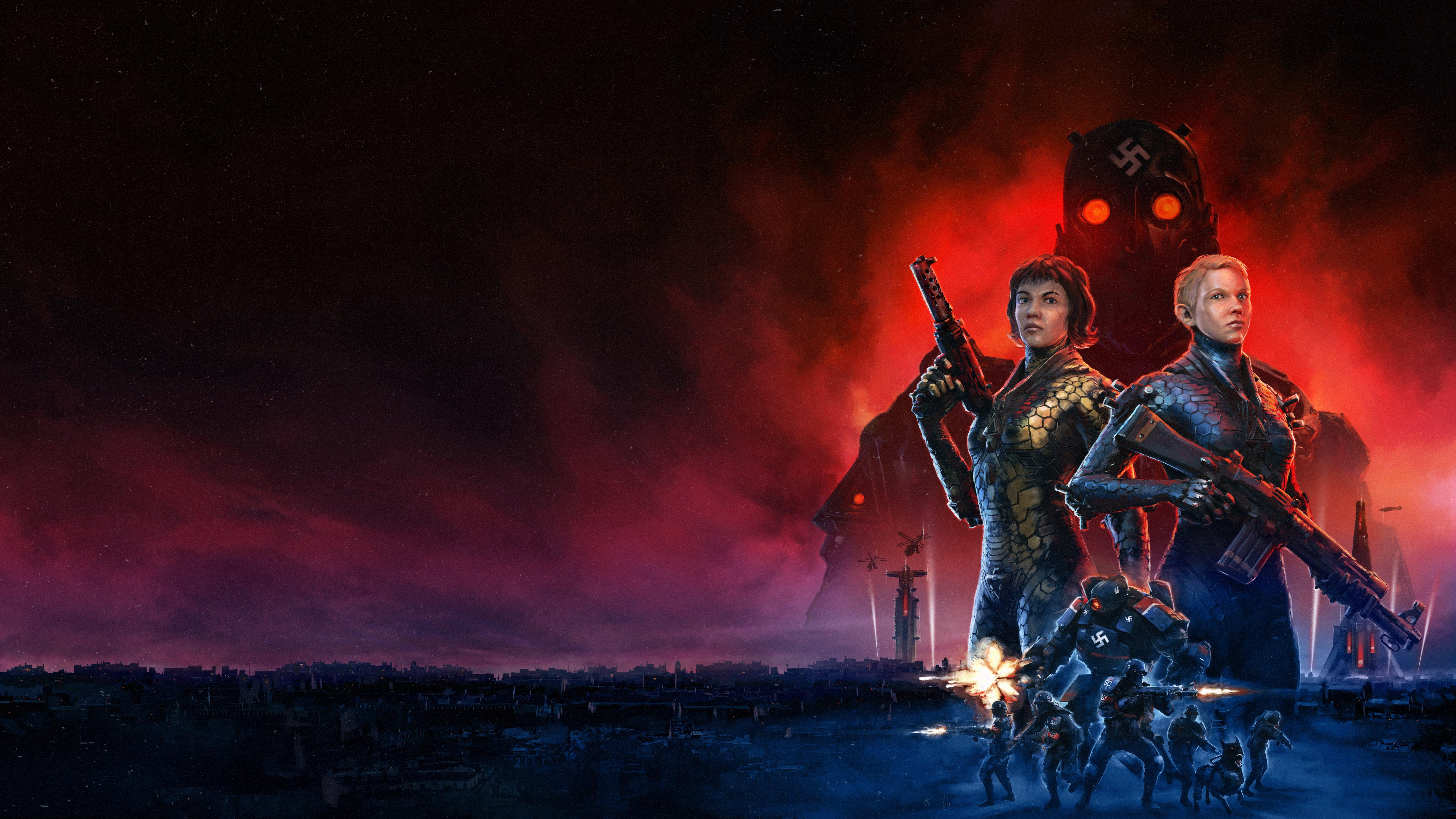'Wolfenstein: Youngblood': Classic video game franchise gets influx of female empowerment